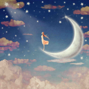 L'influence de la lune dans l'éternel féminin
