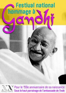 Festival National Hommage à Gandhi